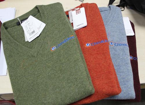 十周年纪念毛衣