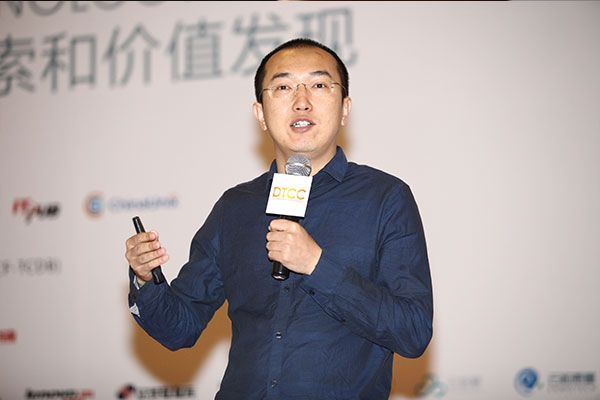 云和恩墨创始人、ACE总监、ITpub版主:盖国强.JPG
