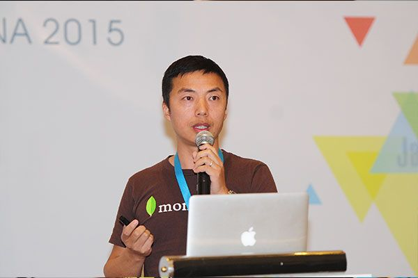 MongoDB-中文社区发起人:唐建法.JPG