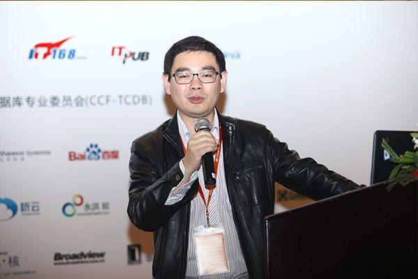 腾讯数据平台部高级工程师:金涬.JPG