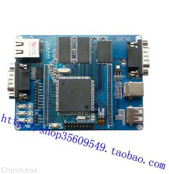 可以提供广东省内快递代收,货到付款~ 产品名称:ATMEL9260开发板 产品型号:CA-9260DK 产品规格:11*8cm 硬件资源: 核心板硬件介绍 >> CPU:AT91SAM9260 带Java扩展的ARM926EJ-S内核, 2 x 8KB快取, MMU 2x4k Bytes SRAM, 32kBytes Boot ROM 210MHz, 230MIPs EBI 可支持SDRAM, NAND Flash (带ECC)和Compact Flash USB控制器和USB器件口, V2.