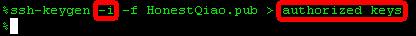 网上盛传为-X,但是5.4里面我没有找到-X,看了man,测试了,应该使用-i