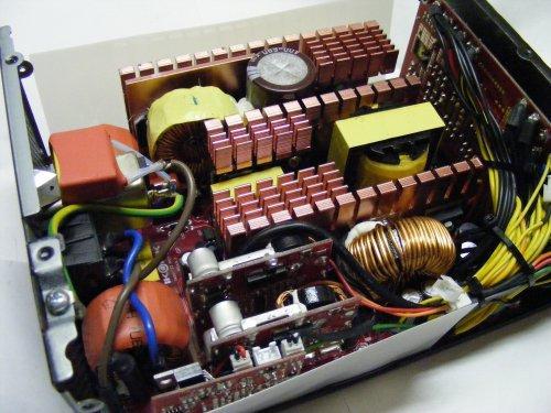 同样是基于cm6800g的双管正激和3.3v/5v dc-dc输出.