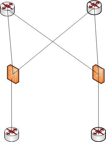 visio路由器矢量图