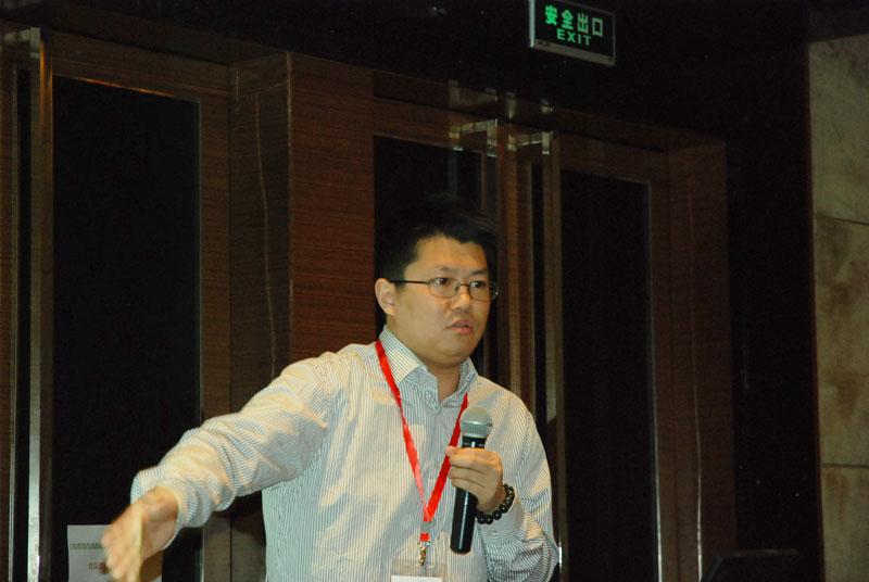 胡研:阿里巴巴集团移动平台部架构师.JPG