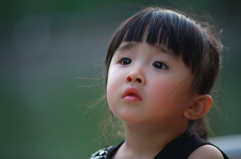 六一儿童节作业:二位小美女