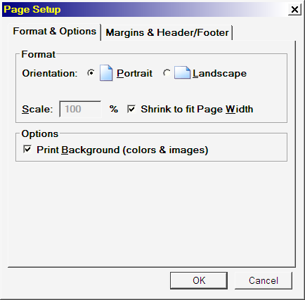How to use Firefox to print long Web pages? • mozillaZine Forums